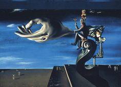 Salvador Dali (Spanish, 1904-1989) - Hand (The Remorse of Conscience), 1930