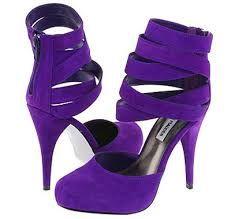 Resultado de imagen para shoes purple