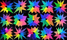 In 6th grade classes our exercises on color theory proceed with the analysis of the color wheel. We made a painting in order to understand how to get all the colors of the color wheel, using only t...