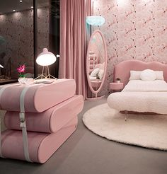 Find Girl room inspirations | Bring the magic to your kids' room with Circu Fantasy! Click to get inspired: CIRCU.NET