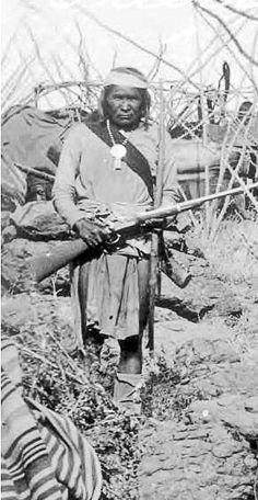 Nana - Chiricahua Apache - 1886➳ʈɦuɲɖҽɽwσℓʄ➳