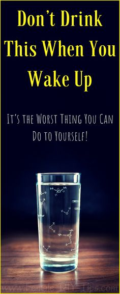 Never Drink This When You Wake Up in the Morning – It's the Worst Thing You Can Do to Yourself! - Healthy Diet Tips Healthy Diet Tips, Healthy Detox, Nutrition Tips, Fitness Nutrition, Health And Nutrition, Healthy Man, Healthy Girls, Coconut Health Benefits, Apple Benefits