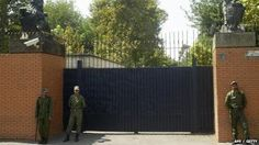 British Embassy In Iran Reopens Four Years After C...