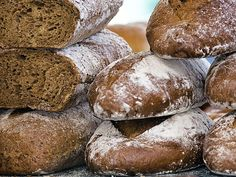 Foods that fill you up-Whole Grain Breads