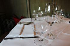 Mahlzeit - schön gedeckter Tisch