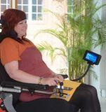 Rollix ermöglicht Infrarotgeräte, Funkempfänger sowie diverse Bluetooth Handys zusätzlich zu allen Funktionen des Rollstuhls zu steuern.