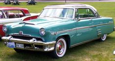 Mercury Sun Valley 1954 - Mercury (automobile) - Wikipedia, the free encyclopedia