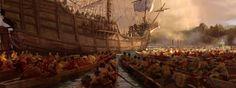 Age of Empires 3 Craig Mullins