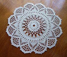 Artistic Needlework: Crochet Deciphering centuries old patterns