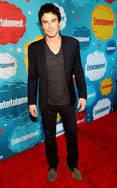Del Comic Con, Ian Somerhalder.