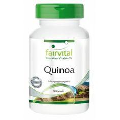 Quinoa 700 mgs 90 capsulas  fairvital