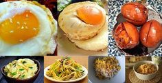 雞蛋最好吃的做法,變著花樣吃雞蛋!煮給親愛的人吃吧!