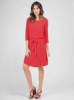 Stella Boatneck Dress | Ella Moss Official Store