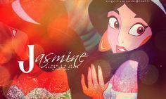 Jasmine from Aladdin!