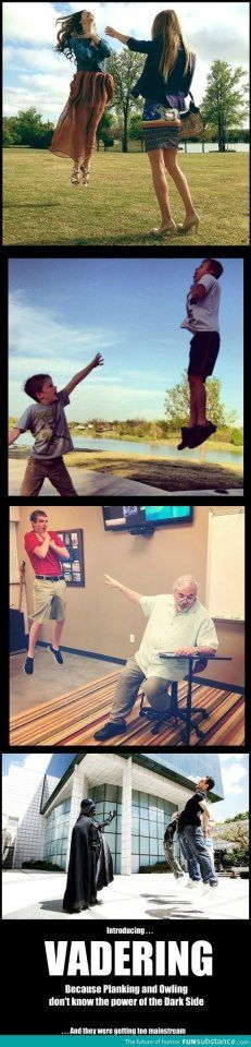 Vadering -.  What Has America Turned Into ? Hogwarts ?
