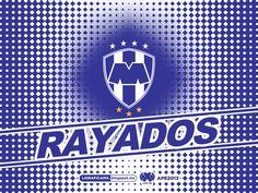 Rayados • Monterrey • #LigraficaMx