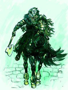 Green Knight, English Story, Middle English, Fox Mask, Green Man, 14th Century, Drawings, Art, Art Background