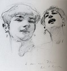 Sargent Drawings