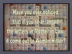 "It is ""National Mother In Law Day."" Get your laugh on to these 15 funny mother-in-law quotes 🙂. Mother In Law Memes, Mother In Law Problems, Funny Quotes For Teens, Funny Quotes About Life, Woman Quotes, Me Quotes, In Laws Quotes, Life Lesson Quotes, Life Lessons"