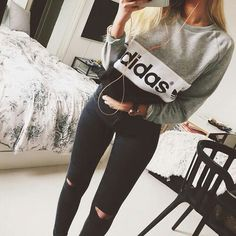 Comfy Outfit - Adidas!