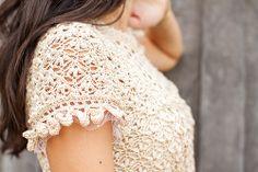 Crochetemoda: Vanessa Montoro - Vestido de Crochet