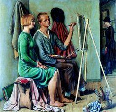 L'atelier - François Barraud