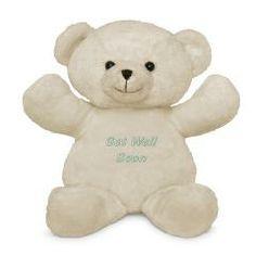 Boys Get Well Soon Mico The Bear Mico The Bear> Childrens Items> Lisa Williams Art
