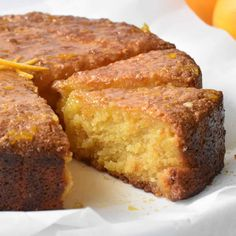 Flourless Orange Cake, Flourless Cake, Flourless Desserts, Chocolate Chip Cookie Bars, Chocolate Almond Cake, Chocolate Lava, Brownie Cookies, Chocolate Pudding, Orange And Almond Cake