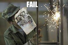 New welding visor in development - Doh !!!