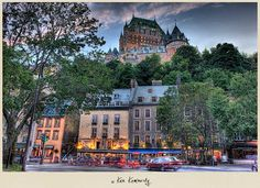 Old Quebec City, the Hotel Chateau-Frontenac seen from Boulevard Champlain Old Quebec, Quebec City, Chakra Images, Canadian Pacific Railway, Overcoming Anxiety, Anxiety Help, Social Anxiety, Largest Countries, American Country