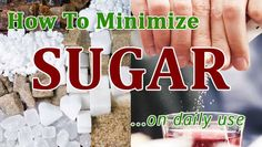Doable Ways To Minimize Sugar Consumption - https://www.maleenhancementpr.com/doable-ways-to-minimize-sugar-consumption/