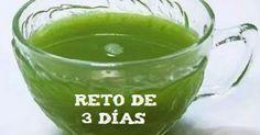 Conocias Este Remedio Mágico de la Taza Verde ? ¡PERDERÁS 4 KILOS EN 3 DÍAS! Raw Food Recipes, Juice Recipes, Healthy Recipes, Healthy Eating, Healthy Drinks, Detox Drinks, Ako Schudnúť, 2 Week Diet, Juice Smoothie