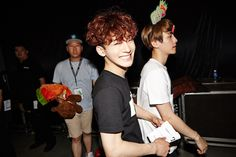 EXO'luXion in Shanghai ㅡ Chen Baekhyun K Pop Boy Band, Boy Bands, Exo Concert, I Go Crazy, Korea Boy, Exo Luxion, Wu Yi Fan, Kim Jongdae, Exo Chen