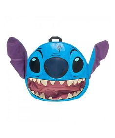 Stitch Backpack Product Details: This Disney Lilo & Stitch backpack is super cute! Stitch's face is and has an all around zipper. Material: PU Size: x x Colors: As Shown Manufacturer: Bioworld Best Kids Backpacks, School Backpacks, Stitch Backpack, Outdoor Backpacks, New Avengers, Disney Stars, Disney Disney, Lilo And Stitch, School Bags