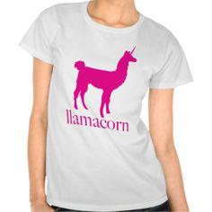 llamacorn T ShirtDirtyRagz