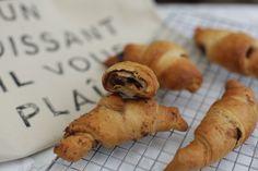 Kaneel Croissants | simpel recept van croissantdeeg | Taste Our Joy!