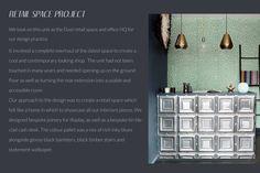 Retail Space – Dust - Shop & Interior Design Consultancy