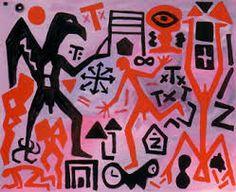 """Résultat de recherche d'images pour """"A.R.Penck"""""""