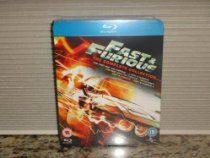 Fast and Furious 1-5 Box Set Blu-ray (The Fast and the Furious / 2 Fast 2 Furious / The Fast and the Furious: Tokyo Drift / Fast & Furious / Fast Five)