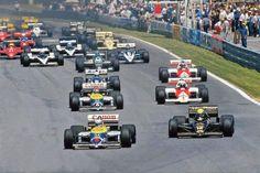 CanadianGP - 1986. #Formula1 #F1 #Legends
