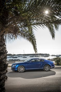 2013 Bentley Continental GT Speed  Parked outside my home!  www.bigideapro.com