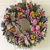 Easter Favorites Wreath