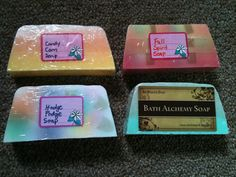 Bar Soap by AtWhitsEnd on Etsy, $4.00