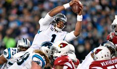 Carson Palmer's Cardinals choke up on Cam Newton's Patners: 2016 NFC Championship Game