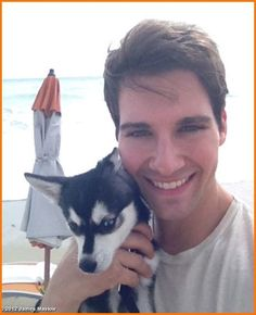 James Maslowis crazy about his dog Fox. They live together, play together and even go on tour together! But soon they could be working together, too. We just found out that Fox recently auditioned to be onBig Time Rush! But how did Fox do in front of the cameras?