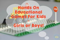 Educational Games For Kids! Perfect For Summer! | naturallyblessedmama.com