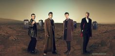 Doctor Who - 10 Years of New Who by HeresJoeking