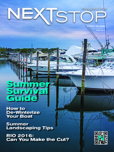 June 2014 Cover: #Summer Survival Guide and how to make it to the #Olympics!