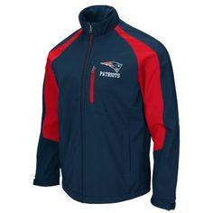 Men's New EnglandPatriots Full-Zip Jacket $88.00