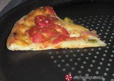 Επιτέλους...ζύμη για pizza συνταγή από nanat - Cookpad
